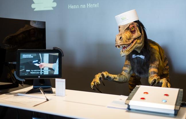 Au Japon, l'hôtel des robots