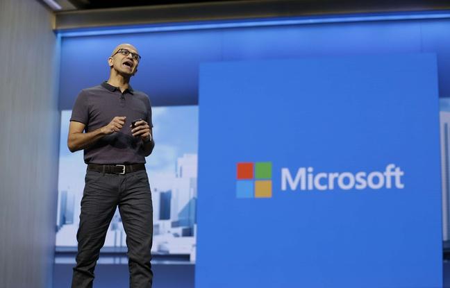 Microsoft et les robots