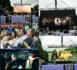 Les Champs Elysées transformées en cinéma géant