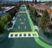 Un projet de routes électrifiées
