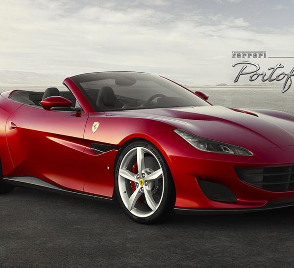 Portofino, la nouvelle Ferrari qui fait rêver