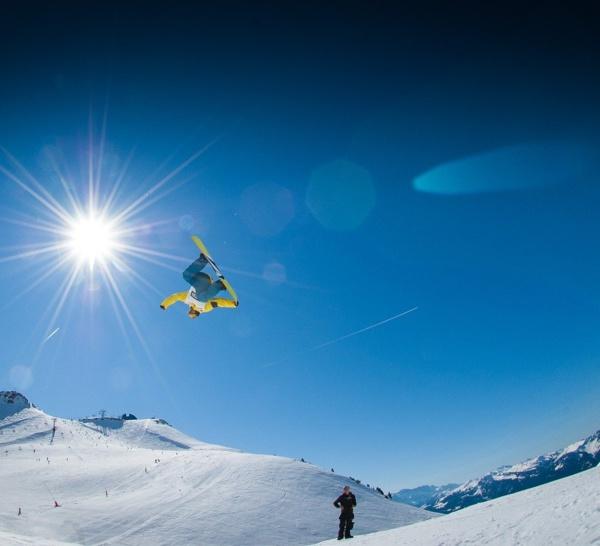 Les jeunes de moins en moins accros aux sports d'hiver