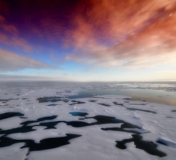 Une nouvelle île découverte… à cause du réchauffement climatique