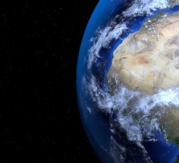 Cet océan qui va séparer l'Afrique en deux
