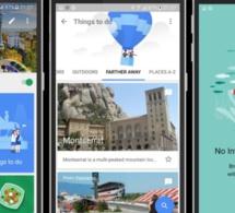 Google lance une application de tourisme qui sait déjà tout de nous