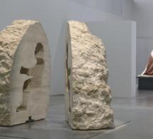 Poincheval, ce drôle d'artiste qui va s'enfermer une semaine dans un rocher
