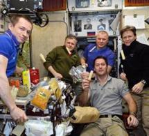 Un kilo de Comté de pays livré dans l'espace à Thomas Pesquet