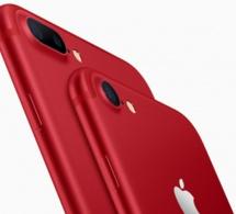 Nouvel iPad, iPhone 7 rouge : les nouveautés Apple pour le printemps