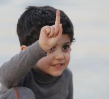Kurdistan irakien : des photos d'enfants pour parler du quotidien