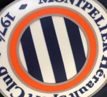 Foot, vilaine faute d'orthographe sur le maillot de Montpellier