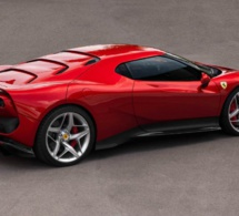 Ferrari dévoile un nouveau modèle en un exemplaire unique