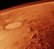 Mars : des molécules organiques découvertes par la NASA
