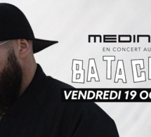 Le rappeur Médine répond aux critiques sur son concert au Bataclan