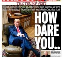 Quand Donald Trump vexe les Anglais