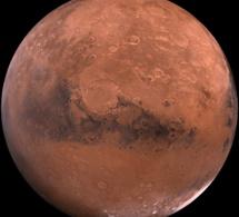Eau sur Mars : y a-t-il vie dans le réservoir liquide sous-terrain découvert ?