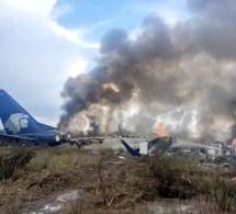 Accident d'avion au décollage au Mexique : aucun mort à déplorer