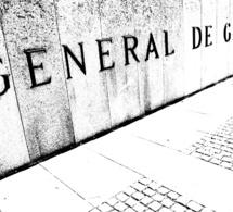 Popularité des présidents, de Gaulle largement en tête