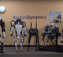 En quelques années, Boston Dynamics révolutionne la robotique