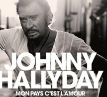 300 000 exemplaires en une journée : l'album de Johnny était attendu