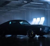 Des Mustang style sixties à moteurs électriques en édition limitée