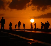 Porte-avions : le Charles-de-Gaulle bientôt prêt à reprendre le large