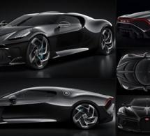 Et Bugatti présente la voiture la plus chère du monde