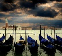 Venise victime d'une inondation historique
