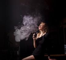 Cigarette électronique : une nouvelle étude montre sa dangerosité