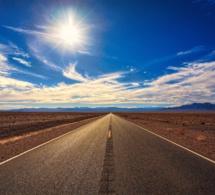Bosch dévoile un pare-soleil intelligent pour la conduite
