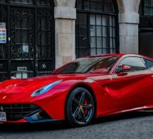 La marque la plus puissante du monde est Ferrari