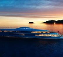 Un yacht à hydrogène pour Bill Gates