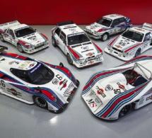 Lancia Martini : une collection de 6 voitures à vendre