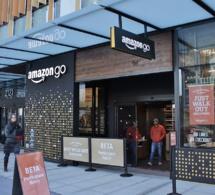 Amazon Go, le magasin sans caisses, se lance dans les produits frais