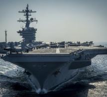 Le chef de la marine américaine démissionne sur fond de polémique