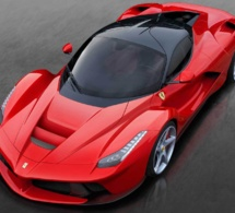 LaFerrari, simple Supercar ou œuvre d'art ?