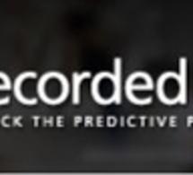Recorded Future : l'outil qui enregistre l'avenir.