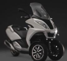 Peugeot se positionne durablement sur le segment du scooter haut de gamme.