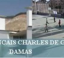 SYRIE - Le lycée français de Damas ne veut pas fermer ses portes