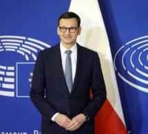 Le Premier ministre polonais défend la souveraineté de son pays au Parlement européen