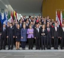 Les dirigeants européens à Paris contre le chômage des jeunes