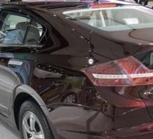 En 2015 Honda lancera une voiture à hydrogène