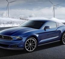 Pour ses 50 ans, la Ford Mustang débarquera en Europe