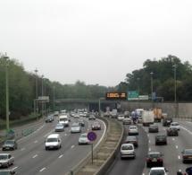 La vitesse sur le périphérique parisien limitée à 70 km/h