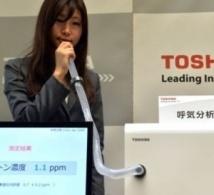 Toshiba investit dans le médical et innove avec les diagnostics par l'haleine