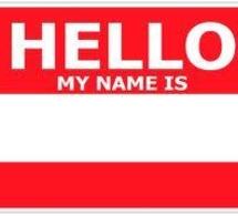Vous avez dit naming, ou comment trouver le bon nom ?