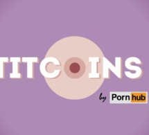 Grâce au Titcoin payez en montrant vos seins mesdames !