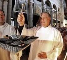 Dimanche, ton portable va à la messe ?