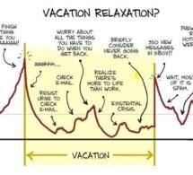 Au secours, les vacances arrivent !