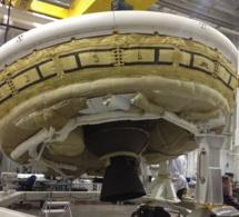 La NASA expérimente un amarsissage… sur Terre