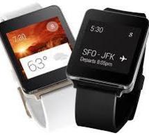 Smartwatch versus smartphone